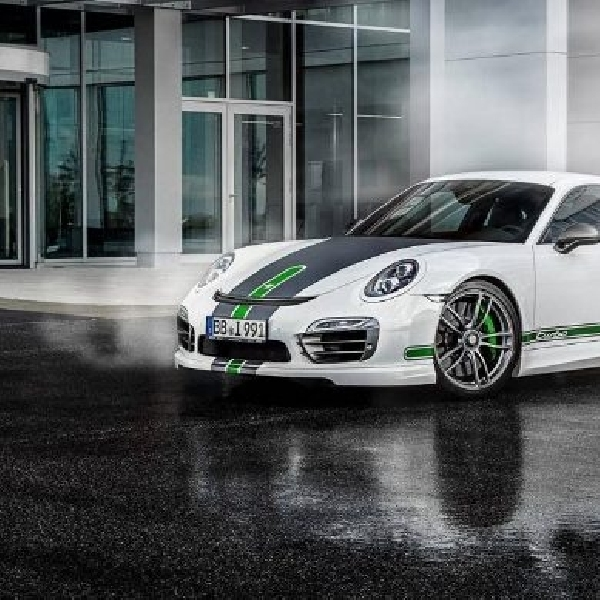 TechArt pompa tenaga Porsche 911 Turbo dan Turbo S 2014