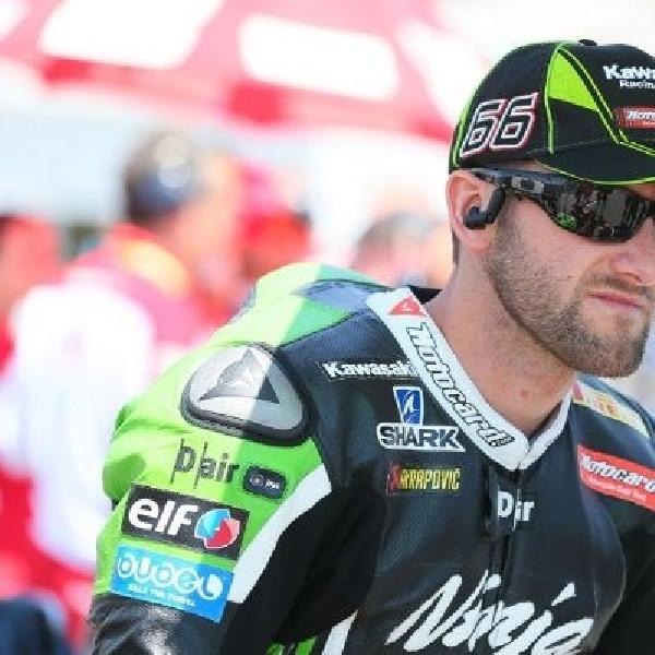 Sykes tetap pebalap Kawasaki Racing