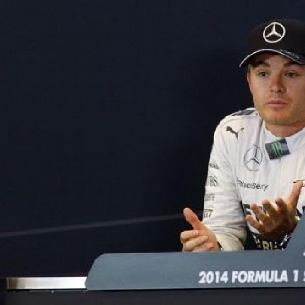 Rosberg enggan disalahkan