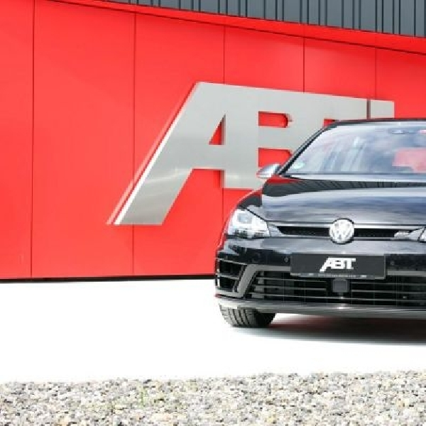 VW Golf R ABT Sportsline bertenaga 400 PS