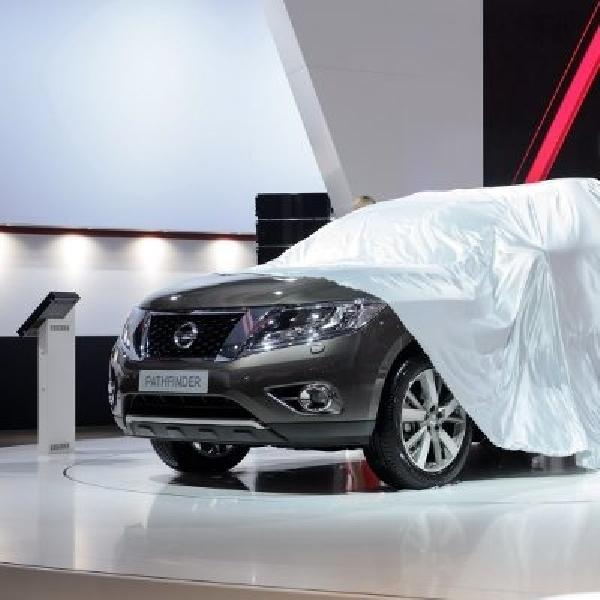 Nissan rilis dua model di Moscow Motor Show