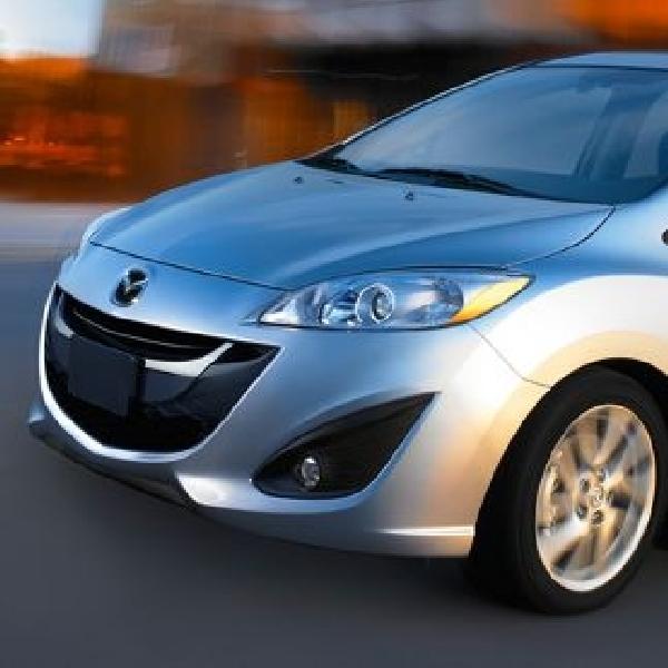 Mazda segera pensiunkan Mazda5
