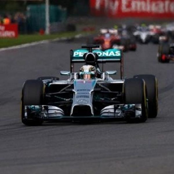 FIA tolak hukum Rosberg