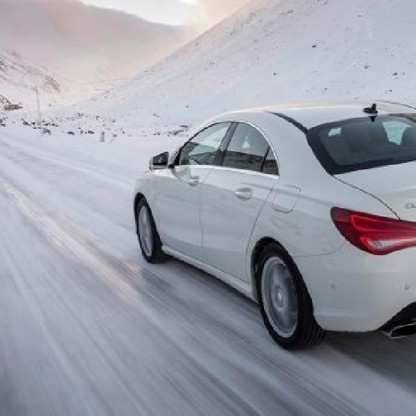 Model Mercedes CLA Coupe terjual sebanyak 100.000 Unit