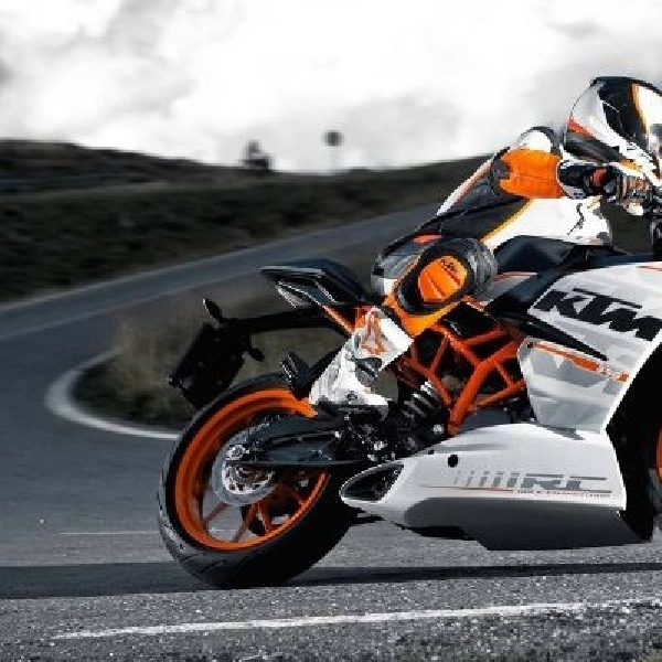 KTM RC 390 kantongi Top Speed 179 kpj