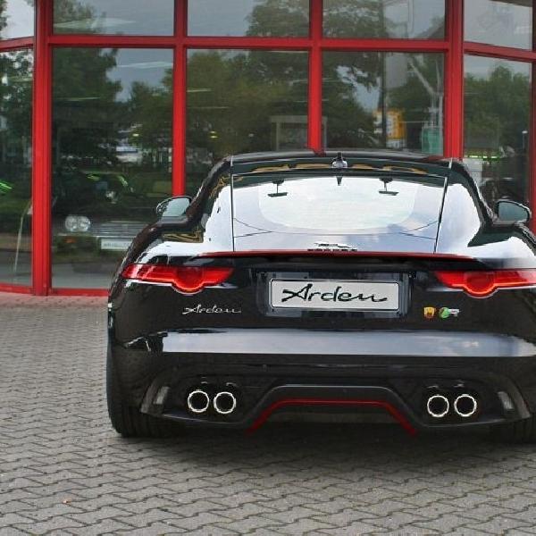 Jaguar F-Type besutan Arden