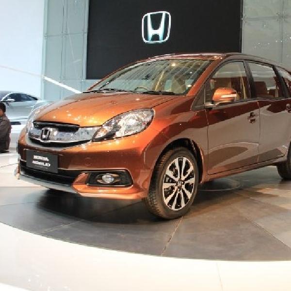 Penjualan Honda Mobilio melampaui Ertiga