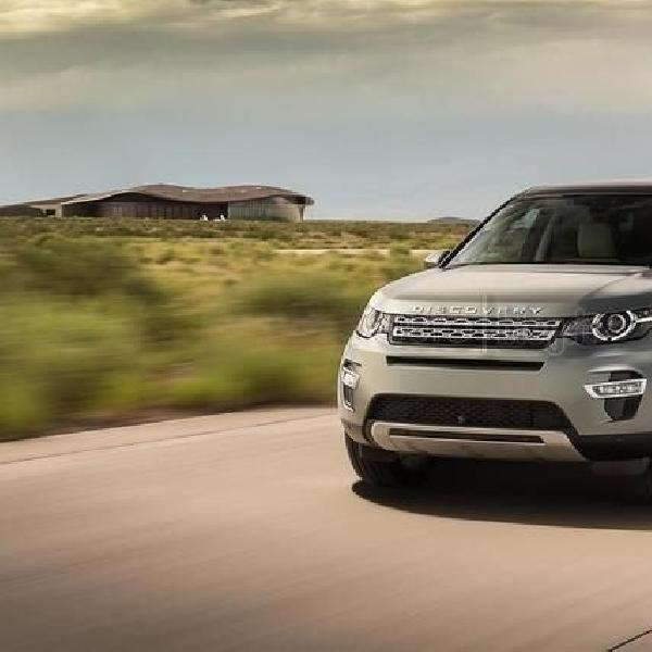 Jelang peluncuran, wujud asli Land Rover Discovery Sport terkuak