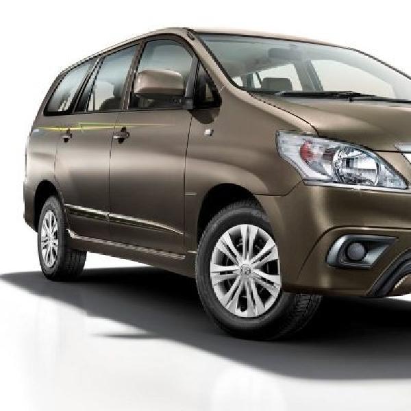 Toyota rilis Innova Limited Edition