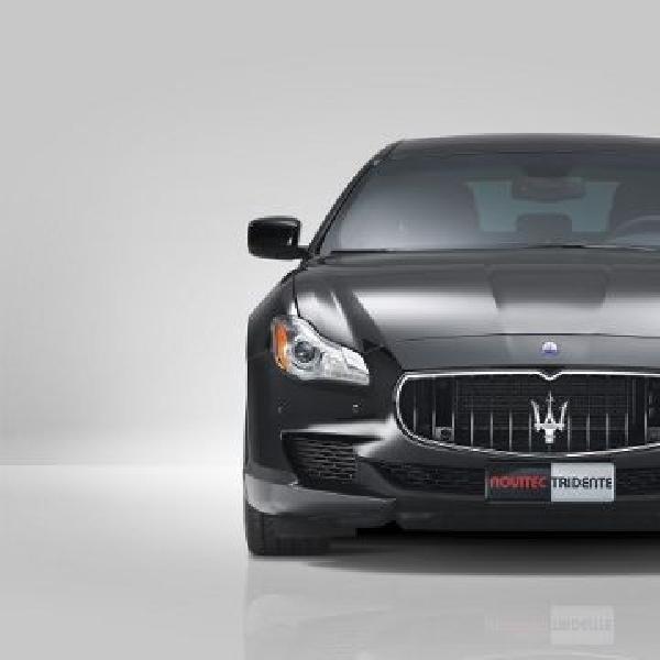 Novitec beri alternatif lonjakan peforma Maserati Quattroporte