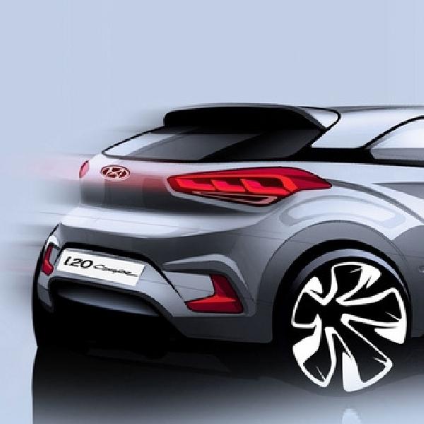 Hyundai Siapkan i20 Coupe di Paris Motor Show