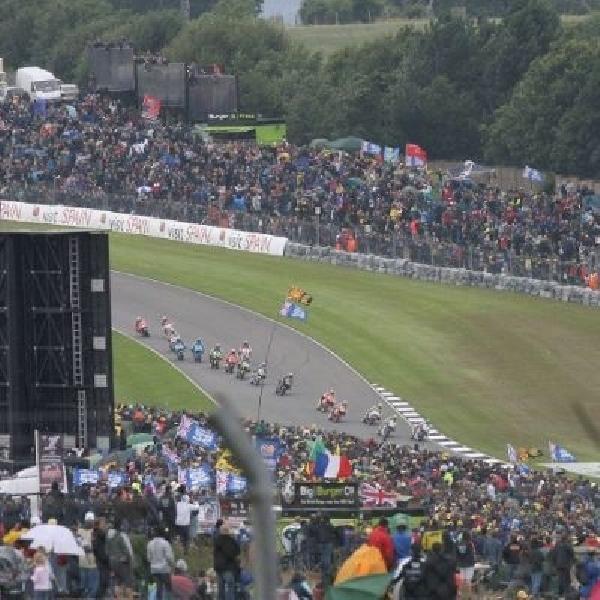 Donington Park jadi tuan rumah GP Inggris mulai tahun depan