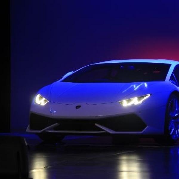 Kuota Lamborghini Huracan di Indonesia hanya 50 unit