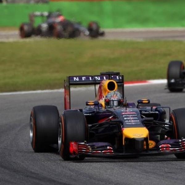 Vettel pasrah hanya finis keenam