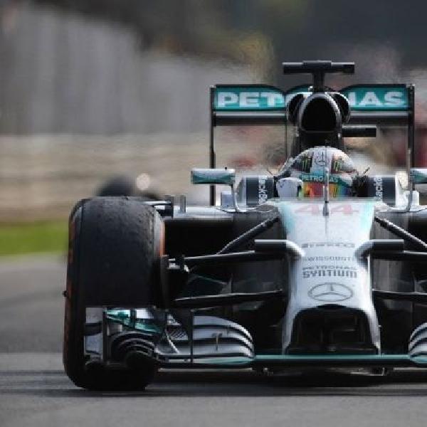 Ikuti kata hati kunci kemenangan Hamilton di Italia
