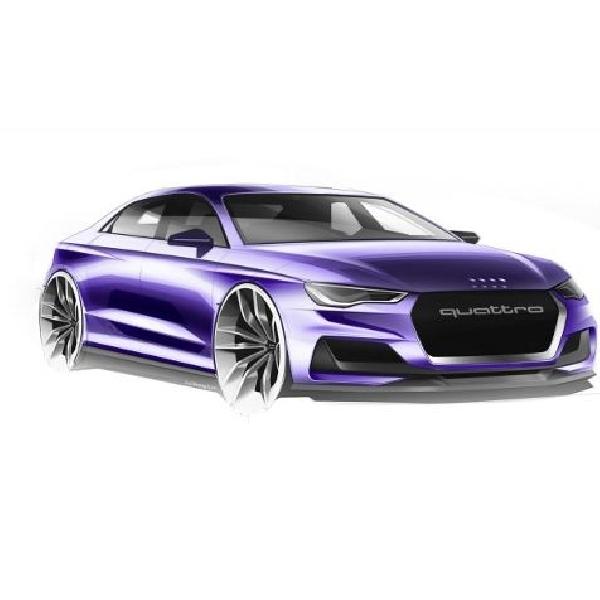 Audi siapkan model A9 untuk LA Auto Show mendatang
