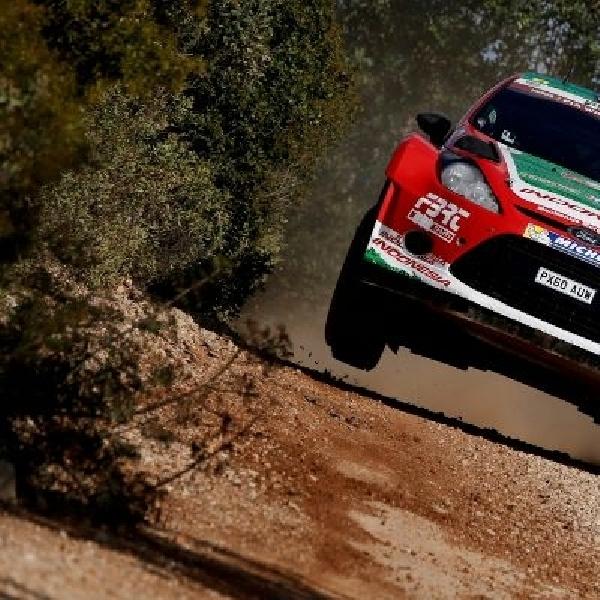 Subhan Aksa persiapkan strategi khusus untuk WRC2 Australia