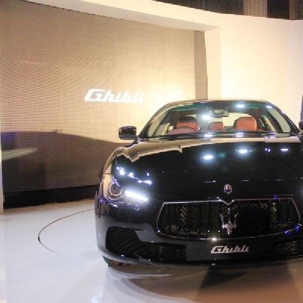 Maserati ingin produksi 50.000 unit tiap Tahun