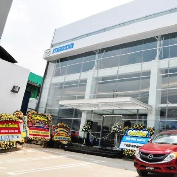 Mazda resmikan dealer ketiga di wilayah Tangerang