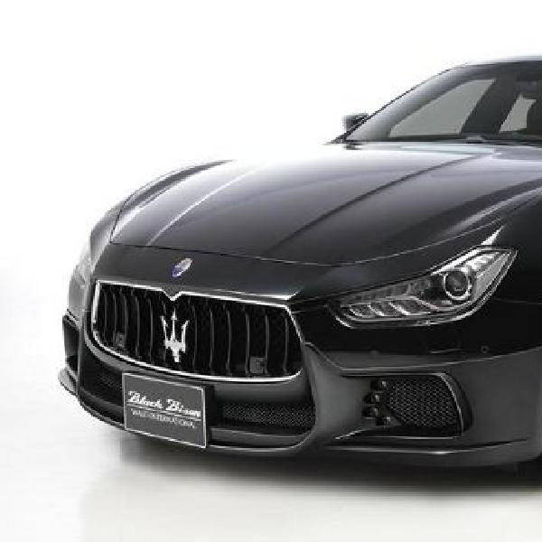 Begini tampang modif Maserati Ghibli