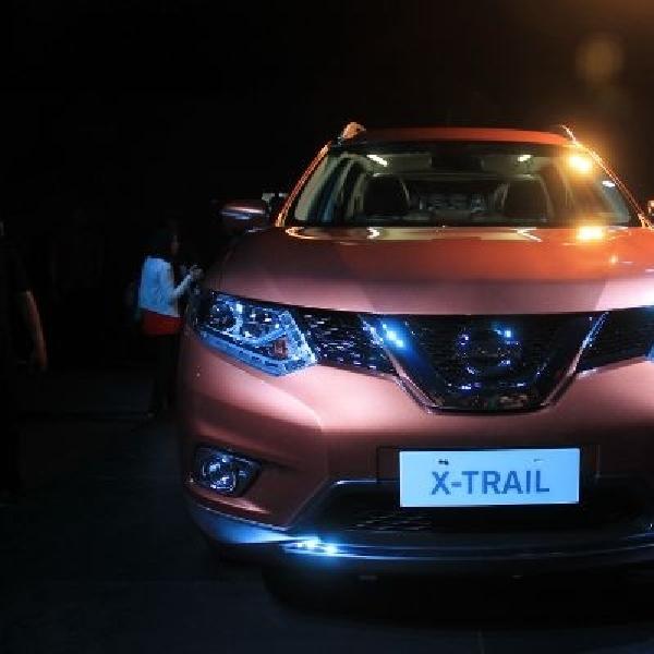 All New Nissan X-trail resmi meluncur