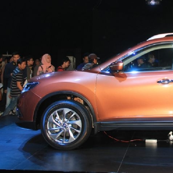 NMI pasang target 1.000 unit perbulan untuk All New Nissan X-Trail