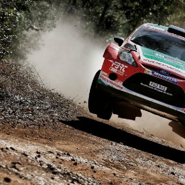 Subhan kembali percaya diri menatap Rally Australia 2014