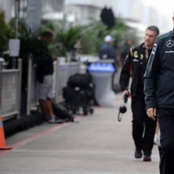 Ross Brawn tidak tutup kemungkinan comeback ke F1