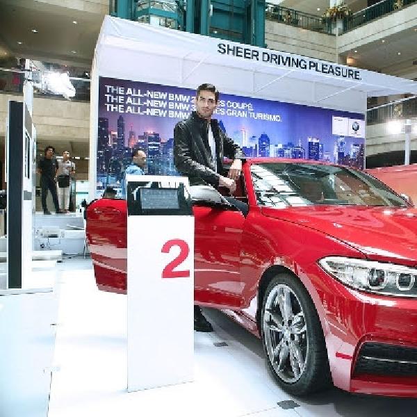 BMW turunkan line up terbaik di IIMS 2014