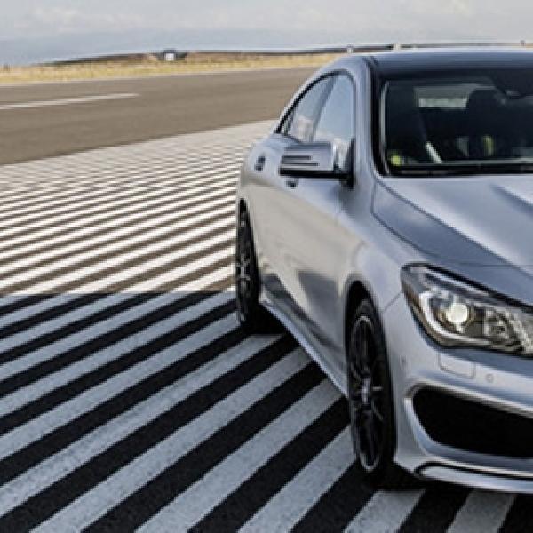 Mercedes Benz Tingkatkan Produksi CLA Sedan