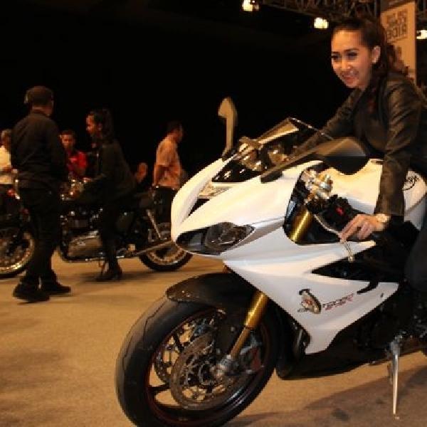 Triumph Indonesia gebrak pasar motor gede tanah air