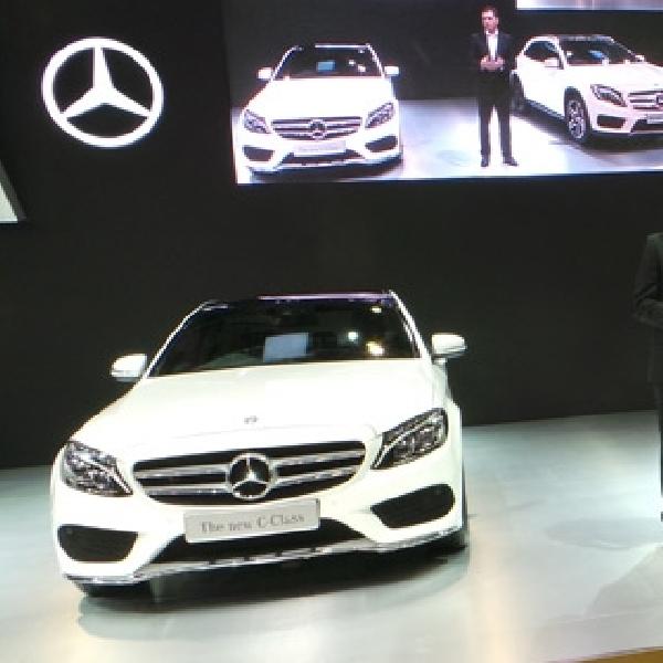 Mercedes Benz Hadirkan 5 Penantang Baru di IIMS 2014