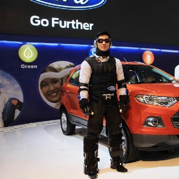 Ford tampil selaras dengan tema IIMS 2014
