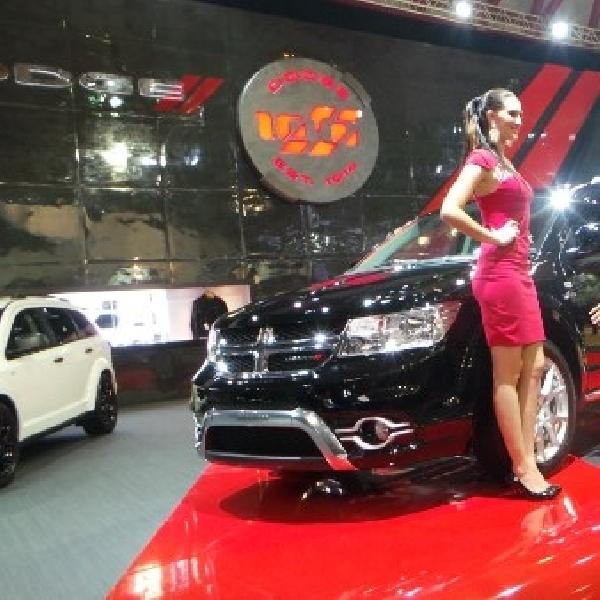 Pesta Premium Car ala Garansindo di IIMS 2014