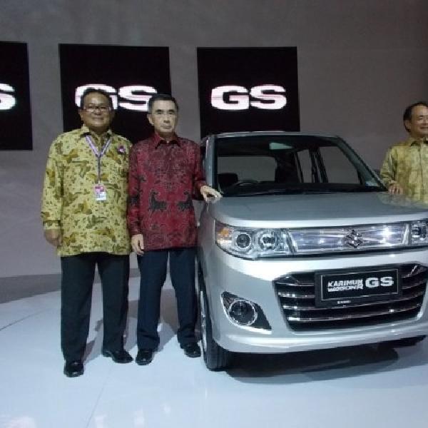 Model baru Karimun Wagon R ditawarkan seharga Rp. 105,9 Juta