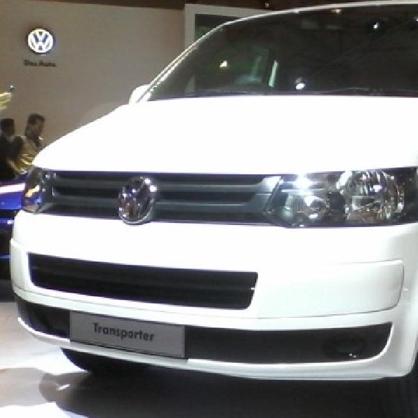 Volkswagen hadirkan Transporter transmisi manual