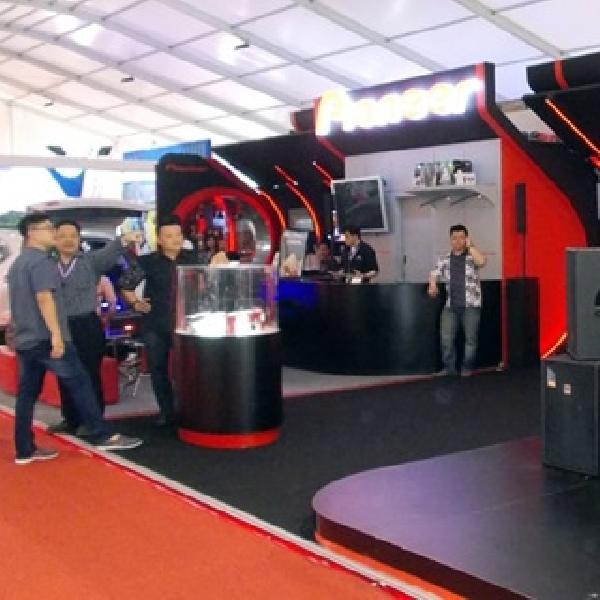 Di IIMS 2014 Pioneer Kampanyekan Konektivitasi APP Radio Mode