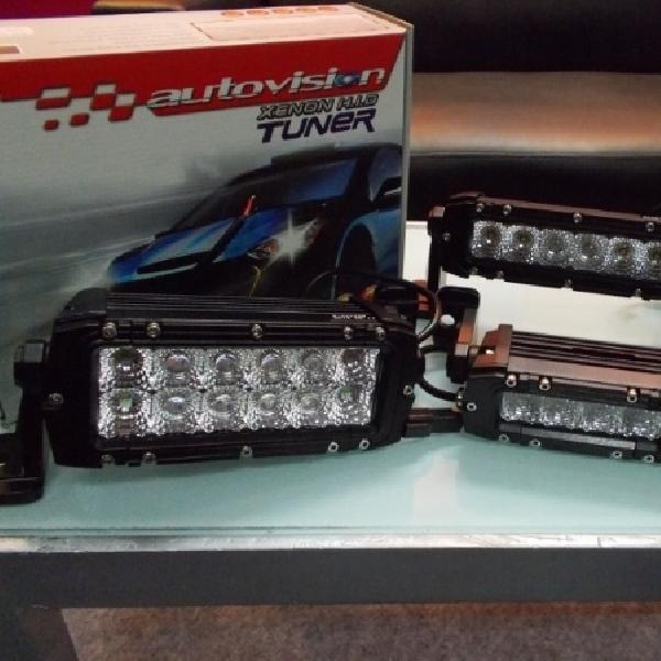 Apex3R LED Bar, Lampu LED baru dari Autovision yang tahan guncangan