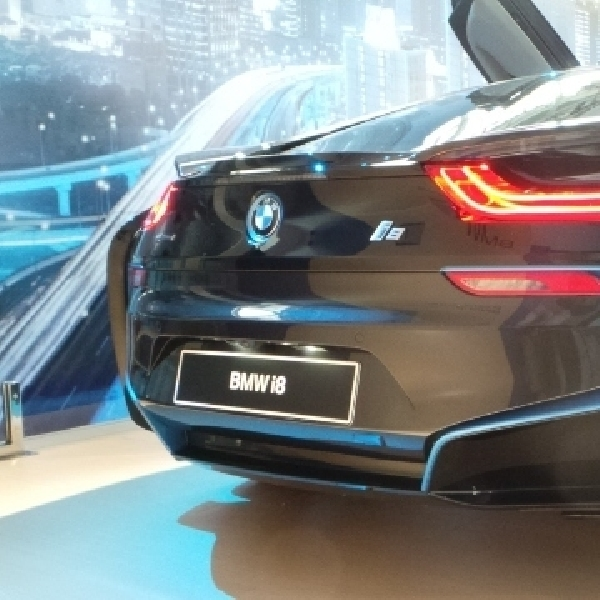 BMW Group Indonesia beri sinyalemen positif untuk hadirkan i8