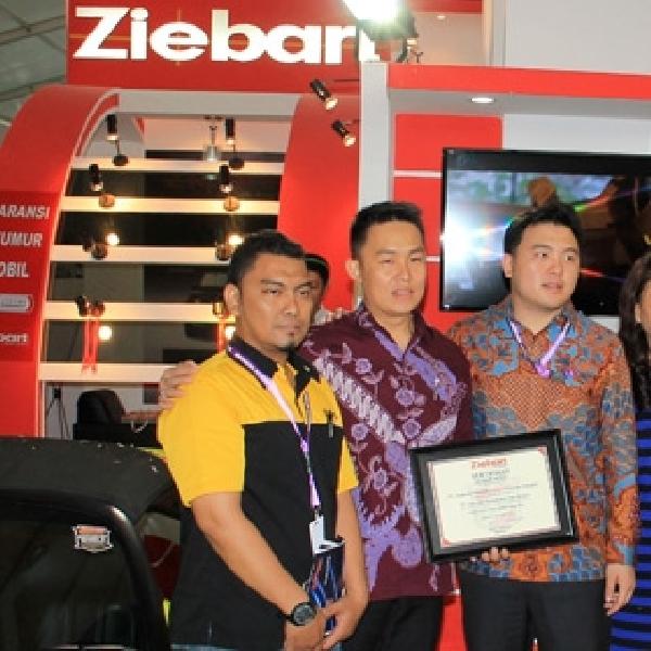 Ziebart luncurkan kaca film berkualitas di IIMS 2014