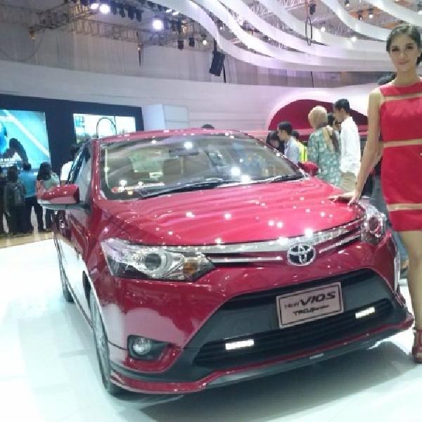 Toyota Vios TRD Sportivo resmi meluncur, harga mulai Rp 286 Jutaan