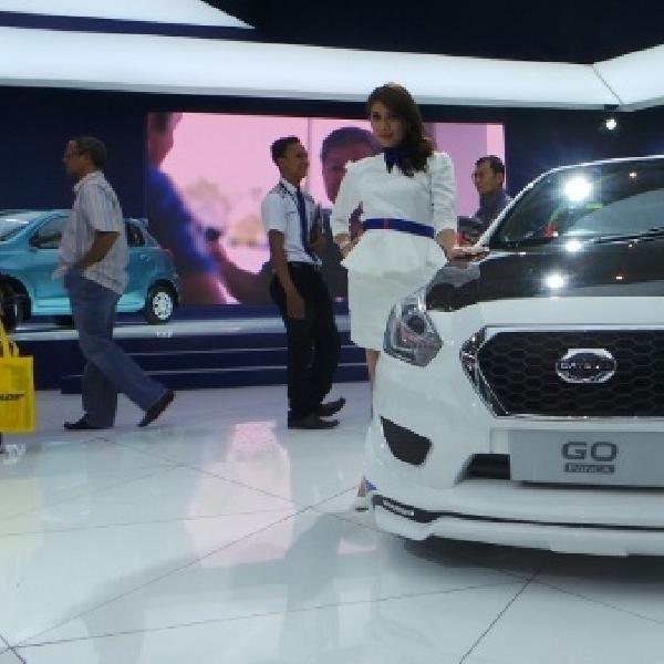 Datsun Go Panca versi Dress Up goda konsumen tapi tidak dijual
