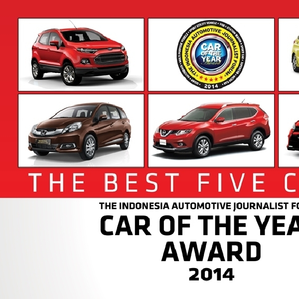 Penjurian Forwot Car Of The Year 2014 Tahap Final