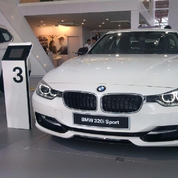 BMW 320i paling laris diburu