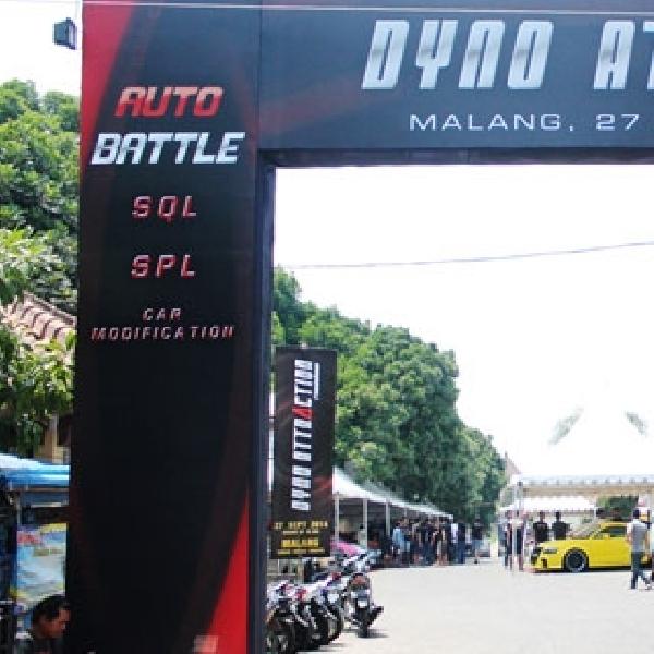 Dyno Attraction Roadshow Malang beri kesan positif warga Jawa Timur
