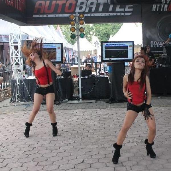 Live performance hangatkan Dyno Attraction 2014 Malang