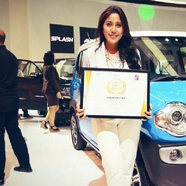 Suzuki Hustler Raih Penghargaan di Kategori City & Mini Car