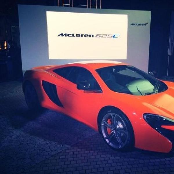 McLaren suguhkan model baru untuk pasar Asia