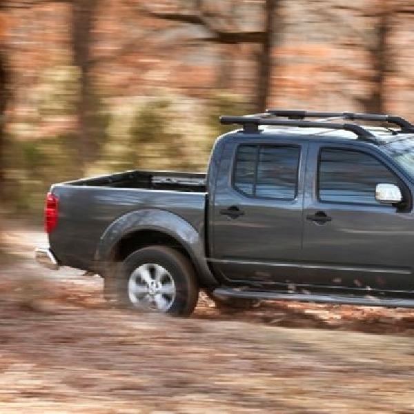 Nissan update gaya Navara di Eropa