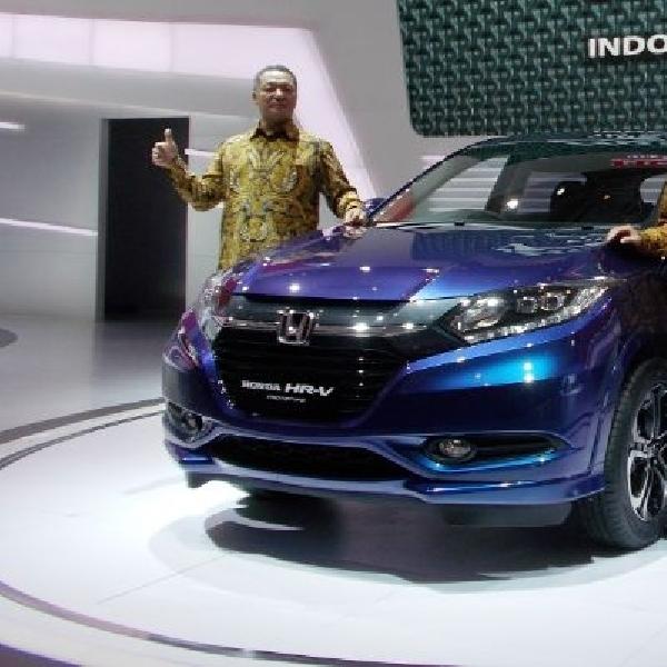 Sebanyak 1.079 unit Honda HR-V sudah terpesan